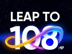 realme 108 MP Kamera