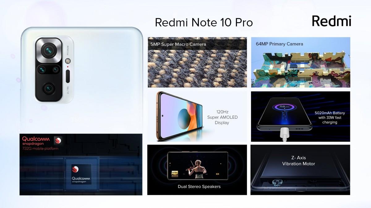 Redmi Note 10 Pro fiyatı ve özellikleri