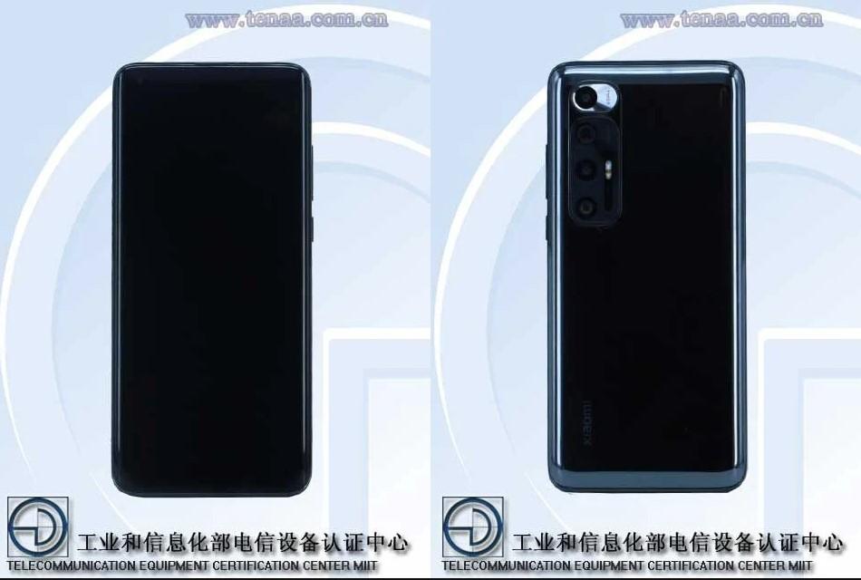 Snapdragon 870 işlemcili Xiaomi Mi 10S