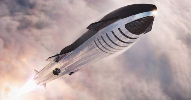 SpaceX Prototipi SN11