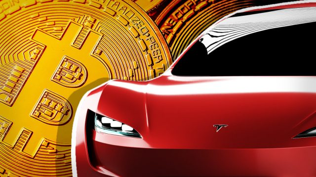 Tesla started accepting payments with Bitcoin