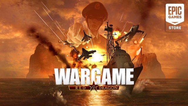 Wargame: Red Dragon ücretsiz