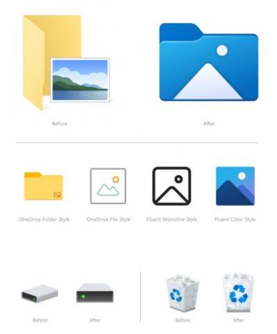 windows 10 simge