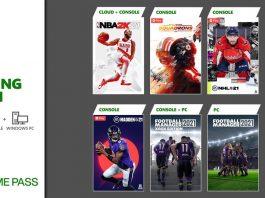 Xbox Game Pass Mart 2021