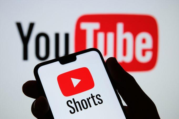 YouTube Shorts özelliği