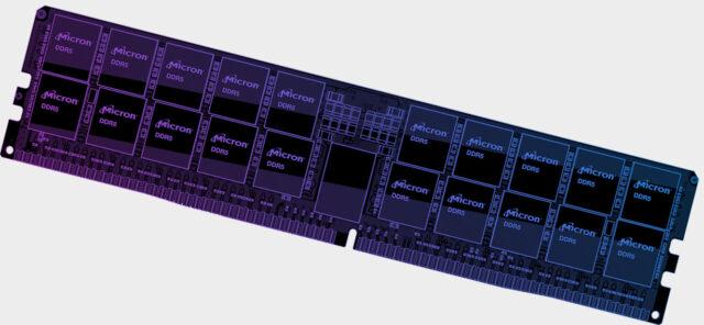 10.000 MHz DDR5 RAM