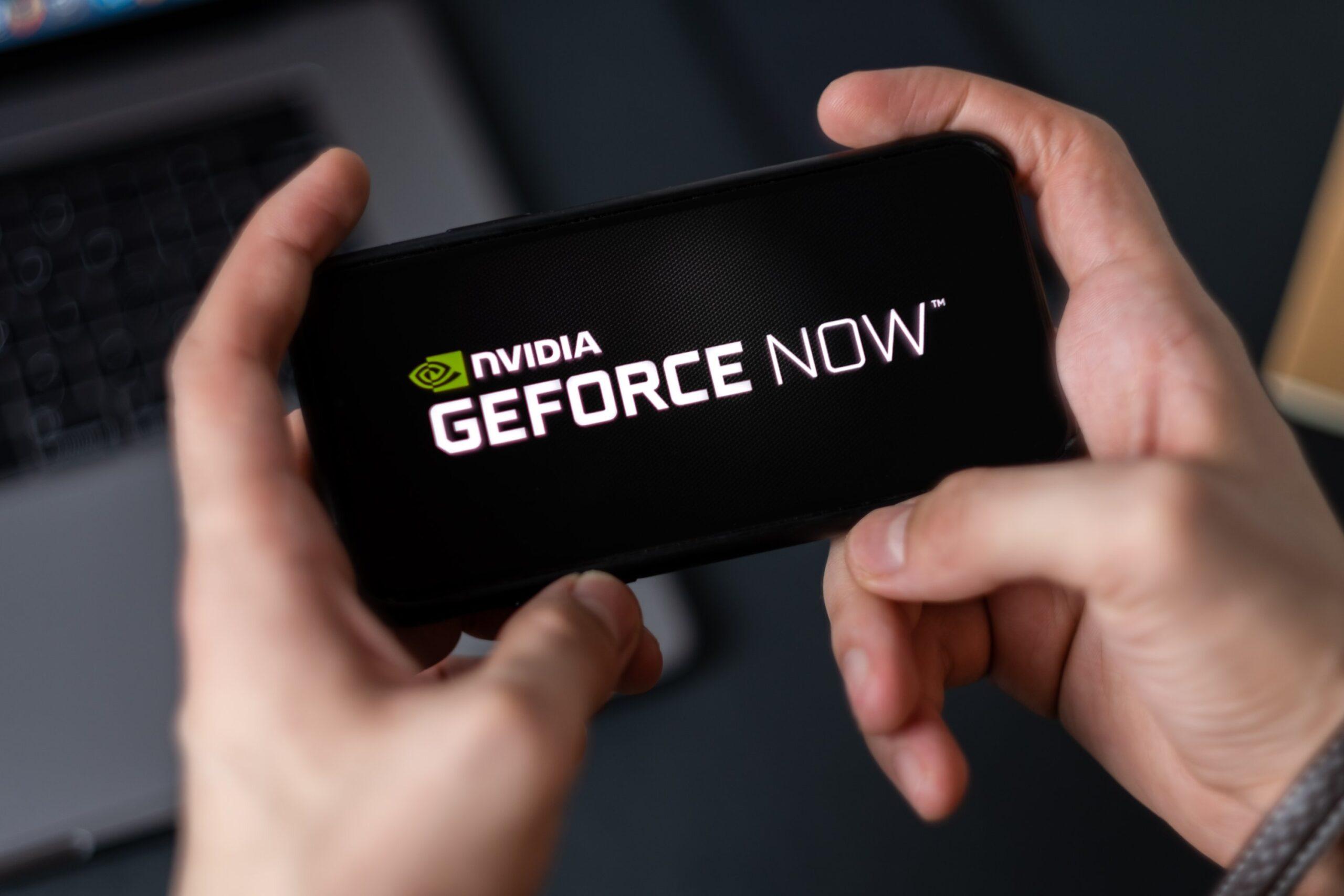 15 Nisan Perşembe GeForce NOW oyunları