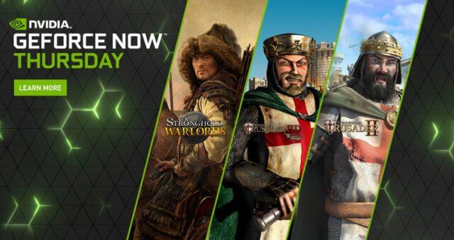 8 Nisan Perşembe GeForce NOW oyunları