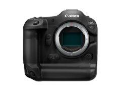 Canon EOS R3 Özellikleri
