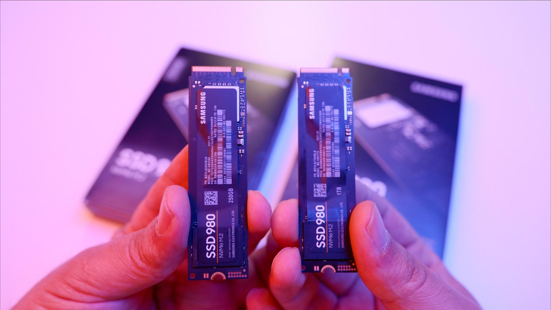 PC Toplama: NVMe SSD