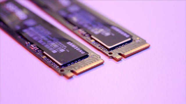 SSD 980 NVMe RAID