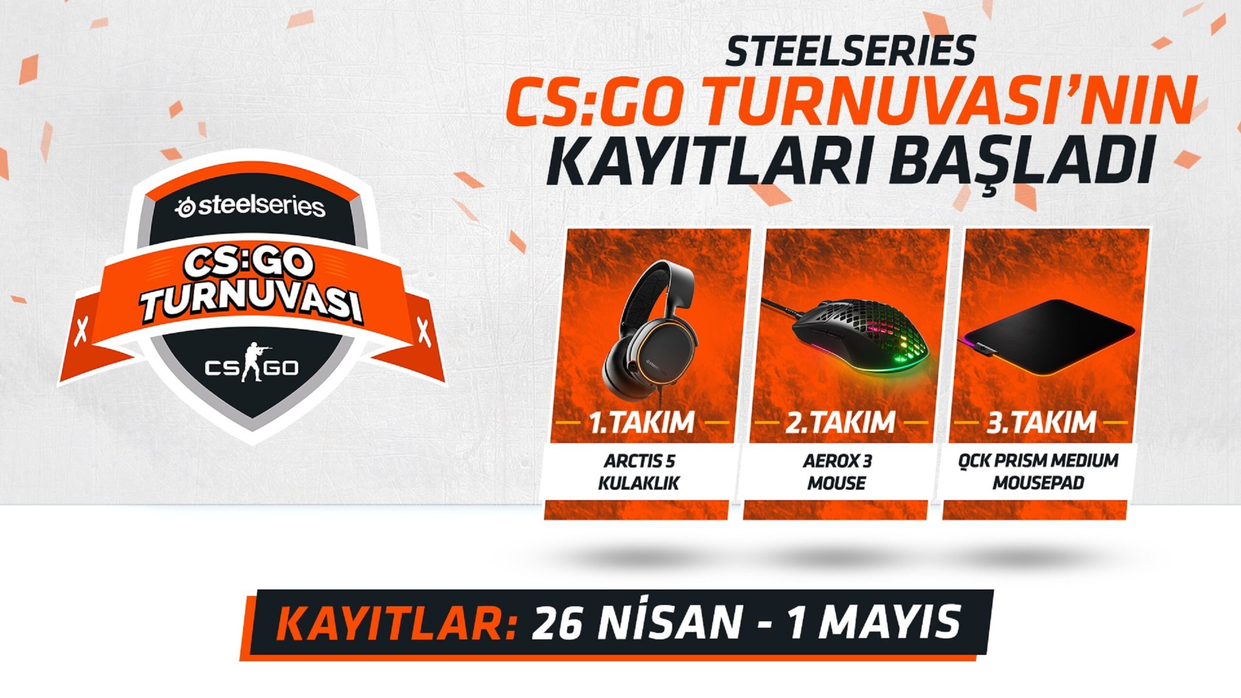 SteelSeries CS:GO Turnuvası