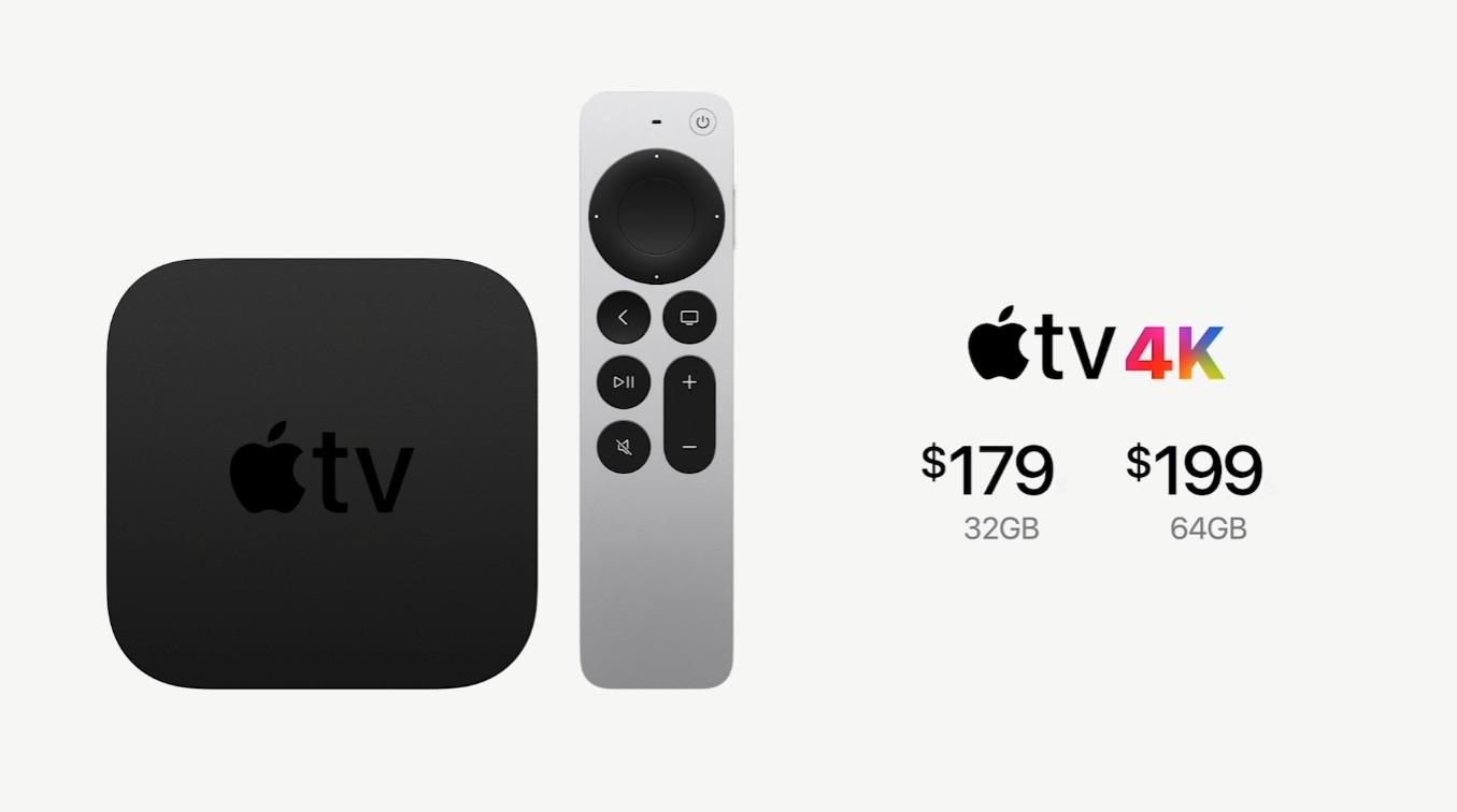A12 Bionic işlemcili yeni Apple TV 4K fiyatı ve özellikleri