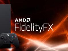 AMD FidelityFX Xbox Series