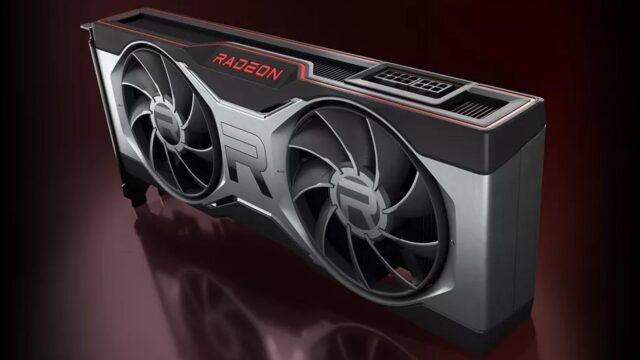 AMD Radeon RX 6500 serisi