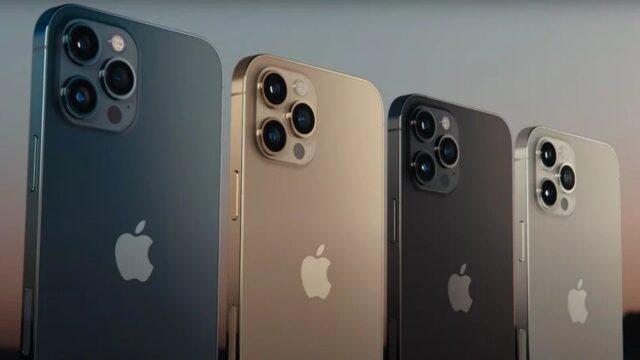 Apple 2021 Rekor