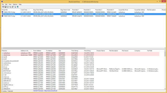 UNEXPECTED_KERNEL_MODE_TRAP mavi ekran hata kodu ve çözüm önerileri