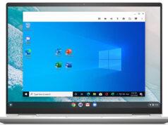 Chrome OS Parallels Desktop AMD