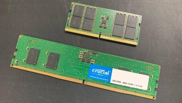 Crucial DDR5