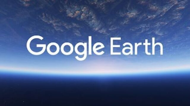 Google Earth Zaman Makinesi