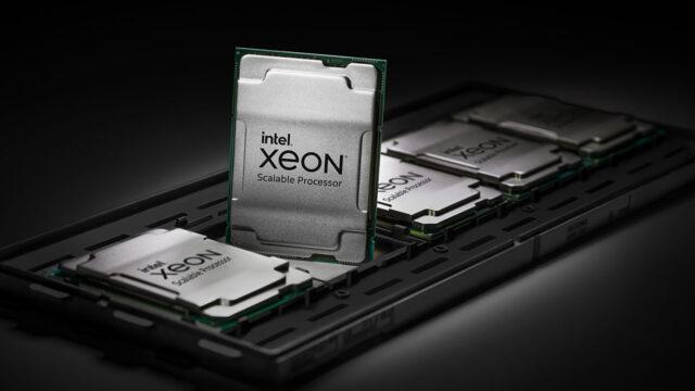 Intel Ice Lake Xeon Ölçeklenebilir İşlemciler