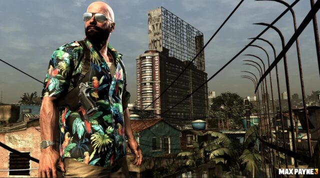 Max Payne 3 ve L.A Noire DLC