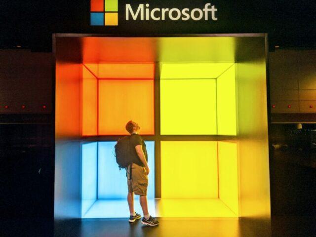 Microsoft Build 2021 etkinliği