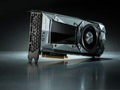 NVIDIA GeForce GTX 1080 Ti geri