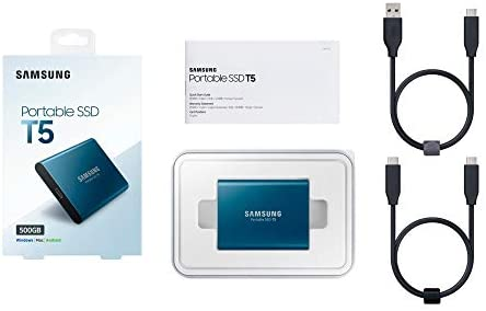 Samsung T5 Taşınabilir SSD