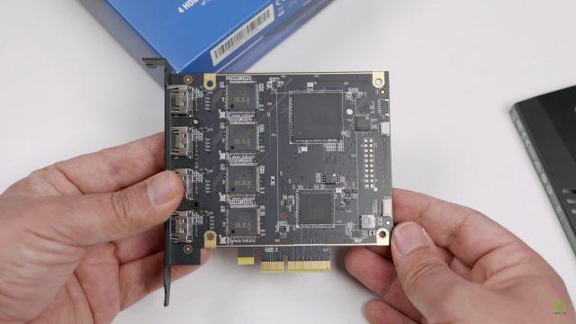 Cam Link Pro PCB