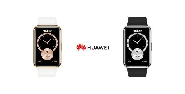 HUAWEI WATCH FIT Elegant akıllı saat