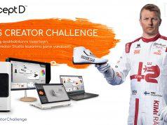 Kimi's Creator Challenge Uluslararası Tasarım Yarışması