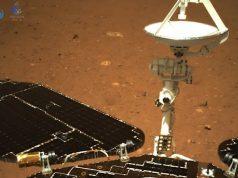 Çin Mars keşif aracı