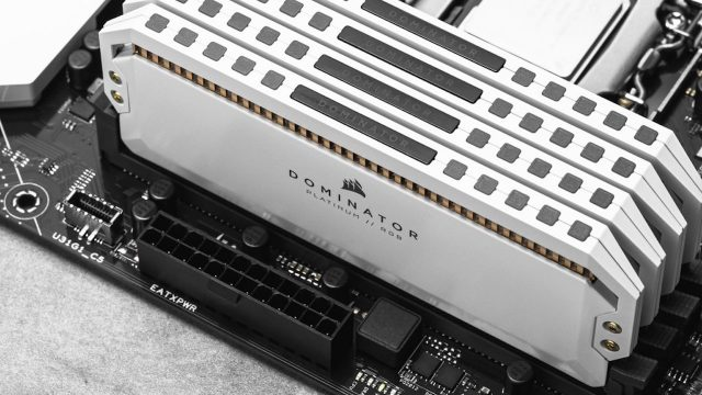 Corsair 6400 MHz DDR5 RAM