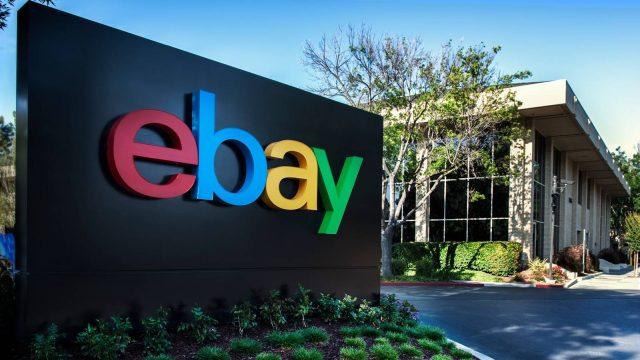 eBay Kripto Para