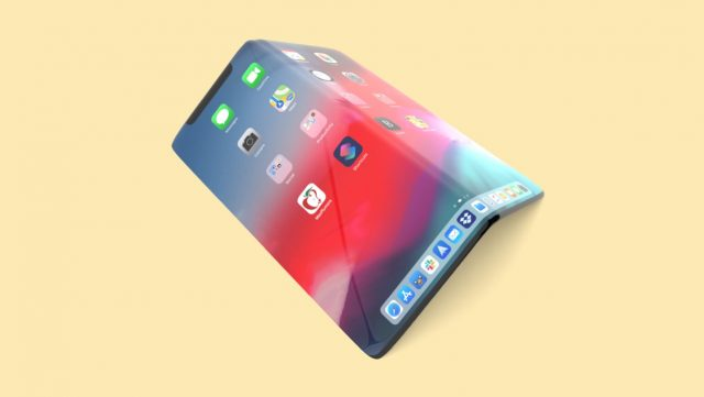 Katlanabilir iPhone 2023