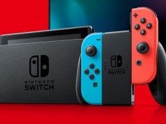 Nintendo Switch Sistem Güncellemesi 12.0.2