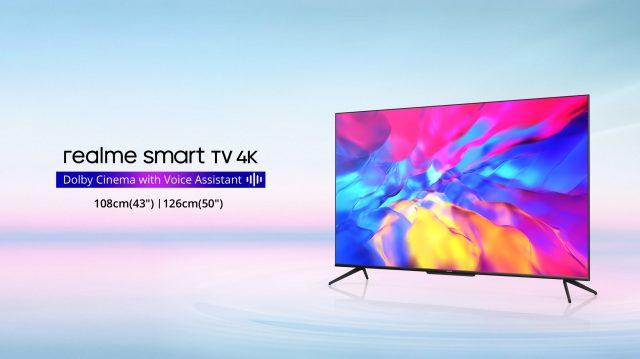 Realme Smart TV 4K özellikleri ve fiyatı