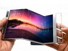 samsung S-foldable ekran