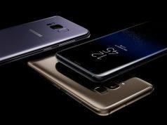 Samsung Galaxy S8 serisi için güncelleme desteği