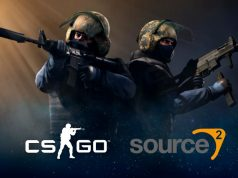 Valve CS GO Source 2
