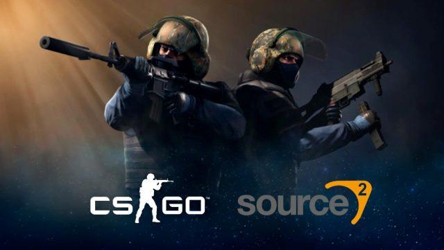 Valve CS GO Source 2