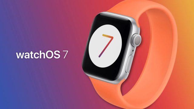 watchOS 7.5