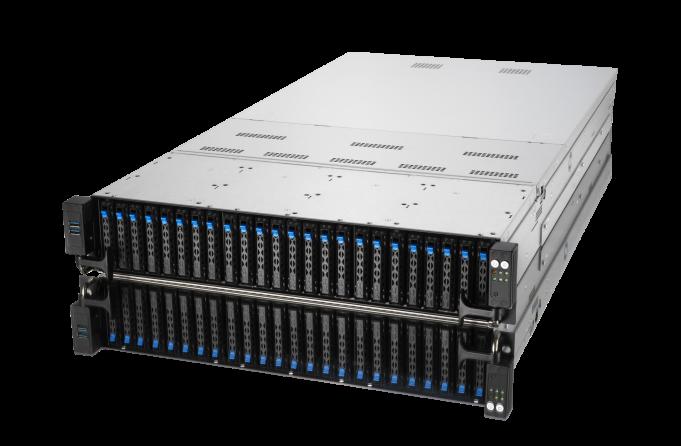 ASUS, NVIDIA Sertifikalı ESC4000A, RS720A-E11 ve RS720-E10 Sunucu Modellerini Duyurdu