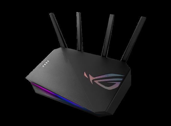 ASUS ROG Strix GS-AX5400 router