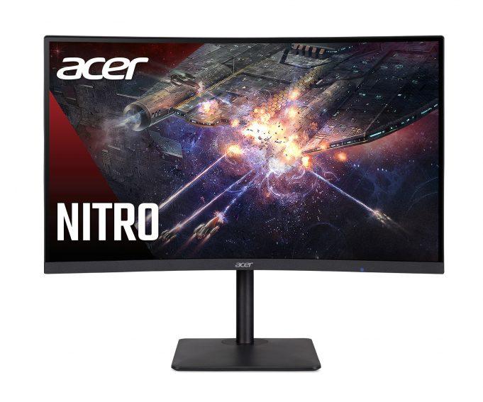 Acer Nitro XZ273UP Kavisli Oyun Monitörü