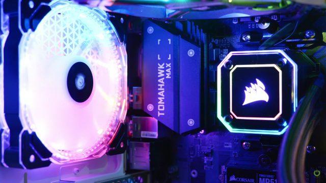 Corsair RGB Sistem