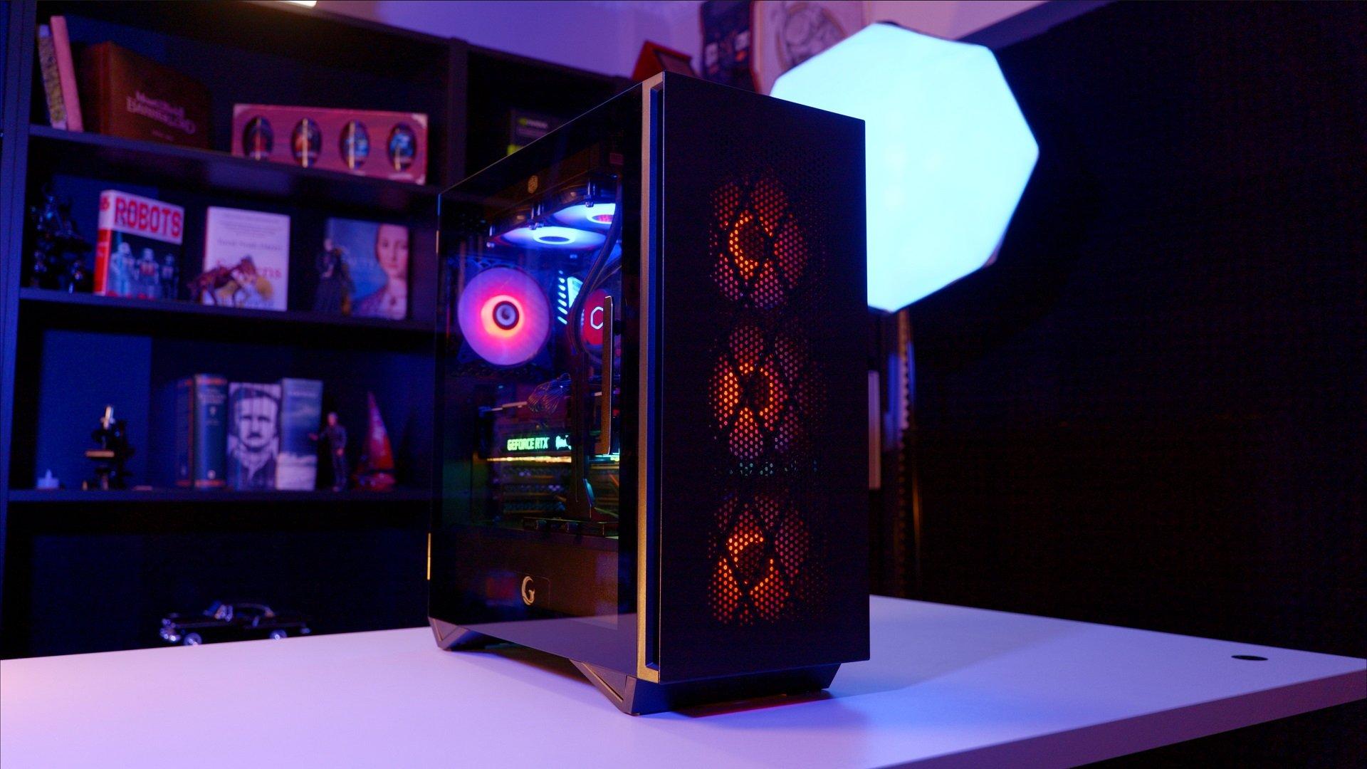 DarkFlash DLS 480 Mid Tower Kasa