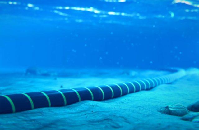 Google Firmina Denizaltı Kablo