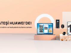 HUAWEI Online Mağaza indirim